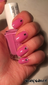 Essie: Splash of Grenadine